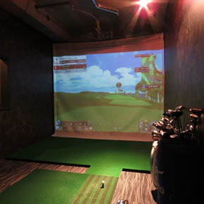GOLF SIMULATION